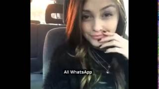 Cute Girl Eyebrows Dancing Clip Viral Video   Whatsapp Funny Videos 2015 2016 @whatsapp #whatsapp