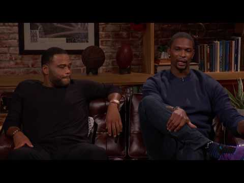 Any Given Wednesday: Chris Bosh and Anthony Anderson on Kevin Durant's move to GSW (HBO)