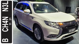 In Depth Tour Mitsubishi Outlander PHEV [3rd Gen] 2nd Facelift - Indonesia