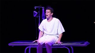 Preview Jonathan Groff, Ana Gasteyer, and the Cast of A New Brain