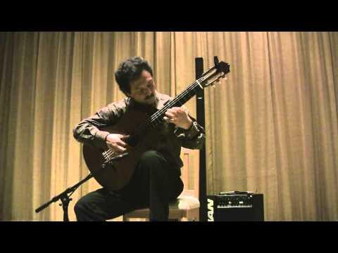 Fred Benedetti performs Venezuelan Waltz