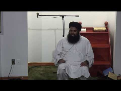 The Deen Is Not Easy - Sheikh Hamza wald Maqbul (7/26/14)