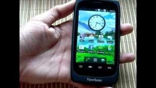 Viewsonic ViewPhone 3 Dual-Sim Full Review