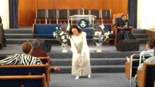 Watch Charlie Hall Holy Visitation video