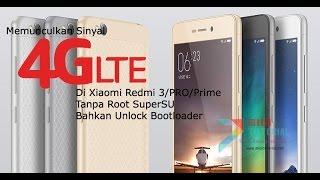 download lagu Cara Mudah 4g Lte Redmi 3 Pro Tanpa Root gratis