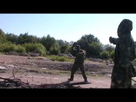 Убийство из пистолета Удар М2 (18+)