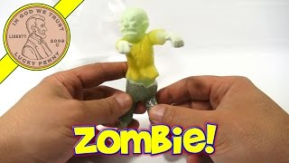 Brain Dead Zombies Grow A Zombie, Glow In The Dark - Grows 600%