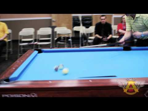 The OFFICIAL Trick Shots of the Allen Hopkin's Super Billiards Expo 2013
