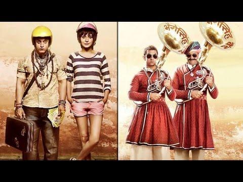 PK Teaser Launch│Aamir Khan, Anushka Sharma, Rajkumar Hirani