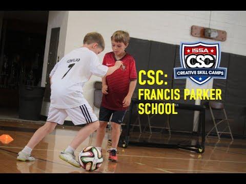 Creative Skill Camps: Francis Parker School - 07/03/2014
