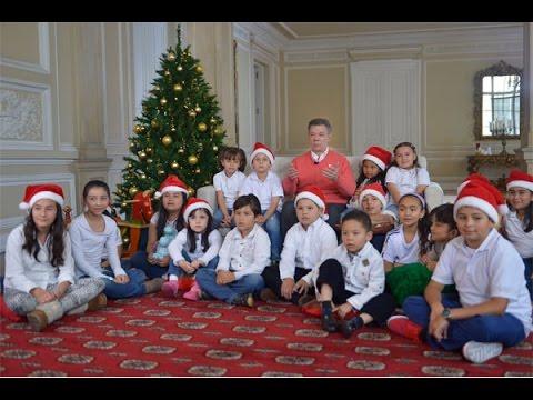 Alocución del Presidente de la República, Juan Manuel Santos, de saludo de Navidad y Año Nuevo