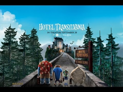 Movie Trailer - Hotel Transylvania - Trailer 2