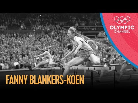 Fanny Blankers-Koen - Female Athlete Of The 20th Century ...