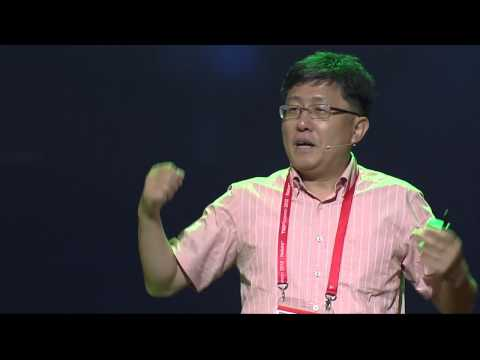 Rainwater revolution: From drain city to rain city: Prof. Han Mooyoung at TEDxItaewon