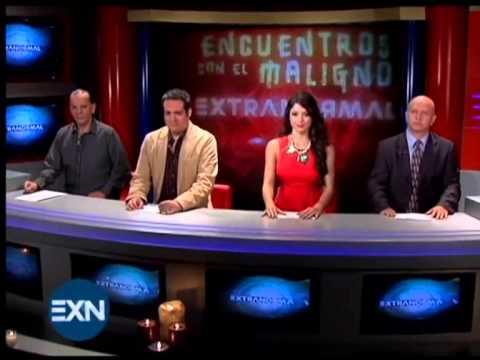 Extranormal Encuentro con el maligno COMPLETO!! 30-03-2014