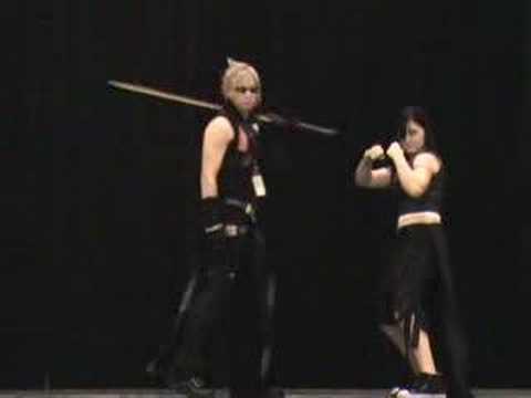 Final Fantasy & ATC ~ Cloud X Tifa: My Heart Beats Like A Drum (for