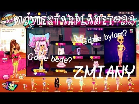MovieStarPlanet#33 - Gdzie byłam, kiedy mnie nie było? ZMIANY.