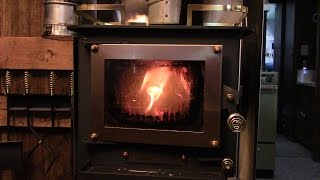 Q&A Cubic Mini Wood Stove