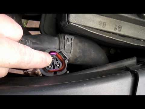 vw Golf mk4 fan switch check climatronic fan check guide