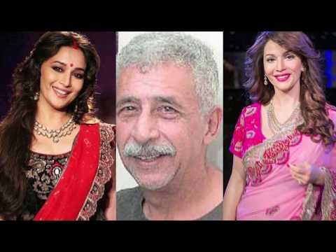 Dedh Ishqiya - Madhuri Dixit & Naseeruddin Shah's Intimate Scenes video