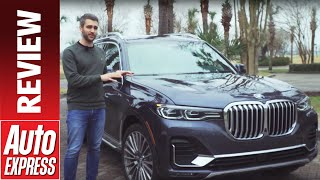 New 2019 BMW X7 review - has the mighty Range Rover finally met its match?