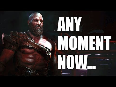 Looks Like A God of War PS4 Release Date Could Come Any Moment Now... thumbnail