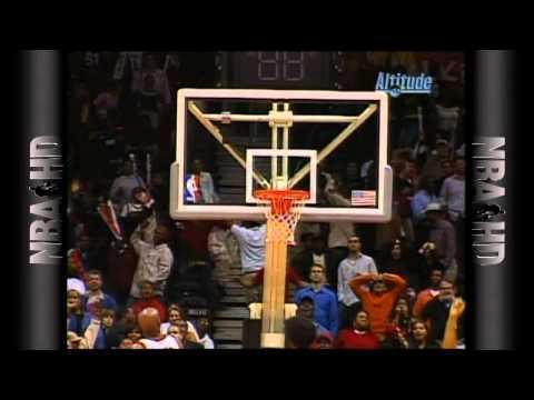 Carmelo's Top 10 Game Winning Shots