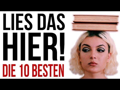 10X MEHR ERFOLG! 10 Persönlichkeitsentwicklung Bücher, die dein Leben schlagartig verändern