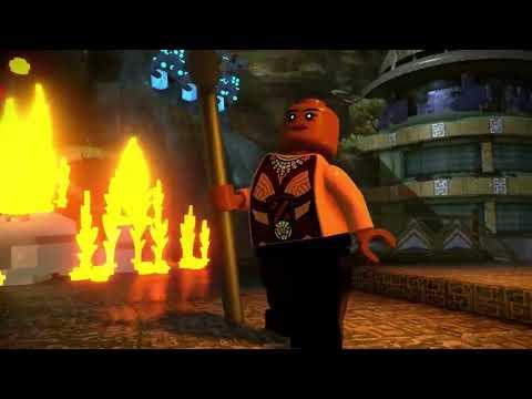 LEGO Marvel Super Heroes 2 Black Panther Trailer