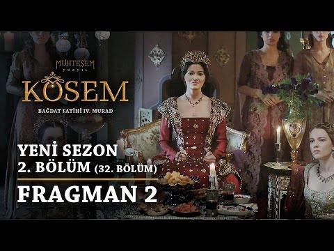 Muhteşem Yüzyıl: Kösem | Sezon 2 | Yeni Bölüm Fragman 2