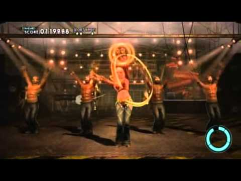 Dance Masters Evolution Xbox360 Kinect - Burnin' The Floor