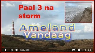 Paal 3 na storm - 9 december 2018