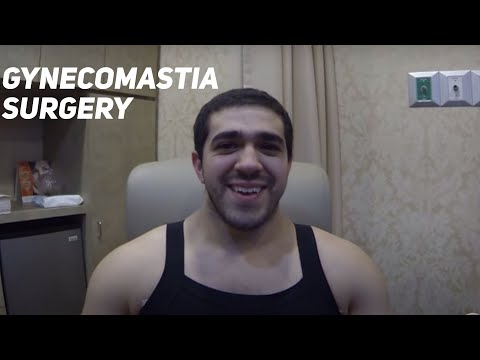 Male Breast Reduction Surgery (Gynecomastia) in Huntington Long Island NY by Dr. Jonathan Lebowitz