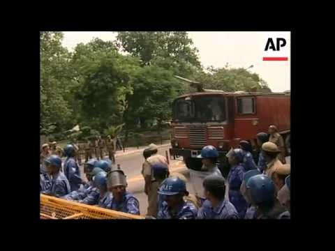 India sends all female peacekeeping unit to Liberia