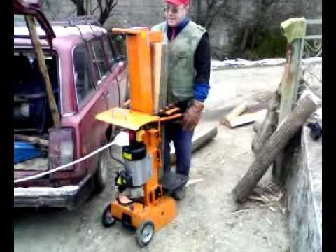 cepac za drva hidraulicni VILLAGER LS 8T