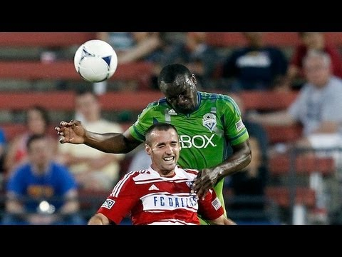 HIGHLIGHTS: FC Dallas vs Seattle Sounders FC, May 9, 2012