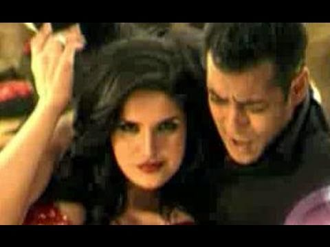 Zarine Khan hits jackpot with Salman Khans song