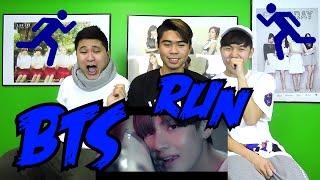 BTS(방탄소년단) - RUN MV REACTION (FUNNY FANBOYS)