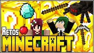 Un palo!! es un palo!!!  | Retos Minecraft