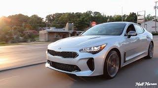 My Week with the Kia Stinger GT AWD!