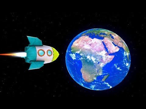 Планета Земля. Развивающий мультик для детей. Детям о Земле. О планете для детей