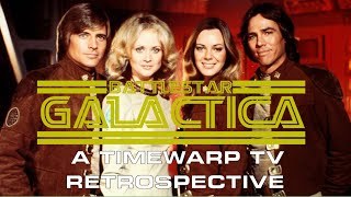 Battlestar Galactica (1978) - A Timewarp TV Retrospective