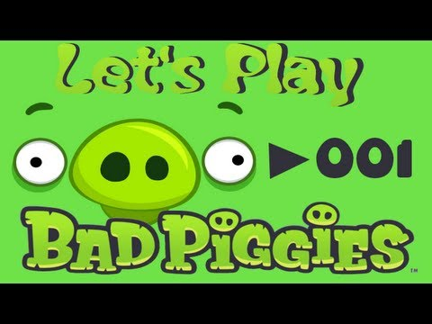 Let's Play Bad Piggies (PC) ►001 [Deutsch/HD] - Whohoooo