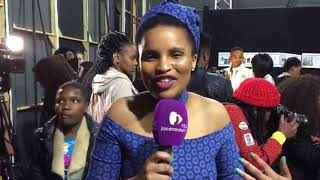 Zizo Tshwete on Fashion Week and Khosi Nkosi