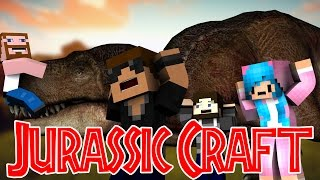 "Hacking Dinosaurs! ""Jurassic World"" Ep.10 ""Jurassic Craft Roleplay"""