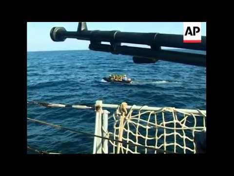 New strategy to target pirates in busy shipping lane off Somalia coast