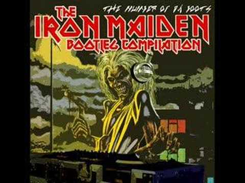 Iron Maiden vs Frankie Goes To Hollywood - Maiden Goes To Hollywood - Wax Audio Mashup
