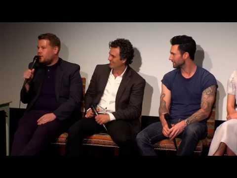 Begin Again: New York Press Conference 1 of 4 - Mark Ruffalo, Keira Knightley