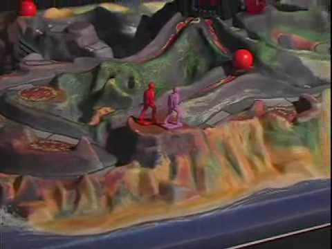Fireball Island - Board James - Cinemassacre.com