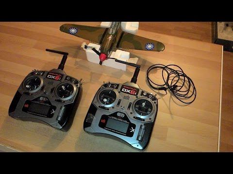 DX6i to DX6i buddy box setup